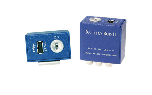 CABLE TECHNIQUES BB-003 Battery Bud II-USB